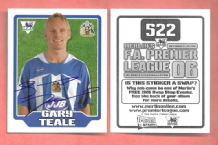 Wigan Athletic Gary Teale 522